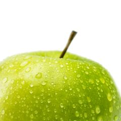 apple with dew drops : Stock Photo or Stock Video Download rcfotostock photos, images and assets rcfotostock | RC-Photo-Stock.: