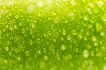 apple with waterdrops texture- Stock Photo or Stock Video of rcfotostock | RC-Photo-Stock