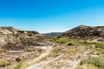 Badlands in Alberta Canada- Stock Photo or Stock Video of rcfotostock | RC-Photo-Stock