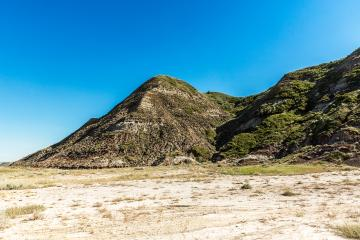Badlands mountain at drumheller in alberta canada : Stock Photo or Stock Video Download rcfotostock photos, images and assets rcfotostock | RC-Photo-Stock.: