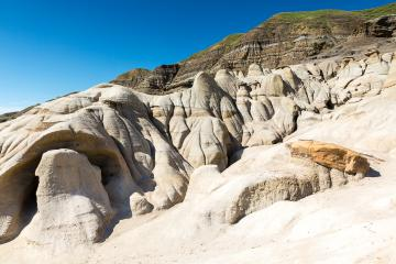 Badlands near drumheller in Alberta Canada - Stock Photo or Stock Video of rcfotostock | RC-Photo-Stock