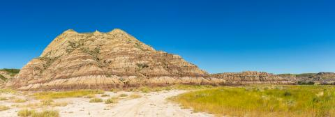 Badlands Panorama in Drumheller Canada : Stock Photo or Stock Video Download rcfotostock photos, images and assets rcfotostock | RC-Photo-Stock.: