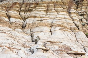 badlands sandstone sculptures of Alberta Canada  : Stock Photo or Stock Video Download rcfotostock photos, images and assets rcfotostock | RC-Photo-Stock.: