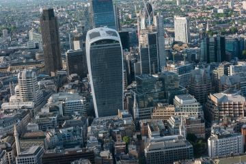 Bank district of central London with office buildings - England, UK : Stock Photo or Stock Video Download rcfotostock photos, images and assets rcfotostock | RC-Photo-Stock.: