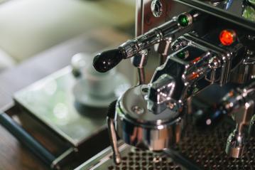 barista coffee machine- Stock Photo or Stock Video of rcfotostock | RC-Photo-Stock