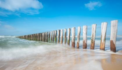Beach in Domburg, the Netherlands- Stock Photo or Stock Video of rcfotostock | RC-Photo-Stock