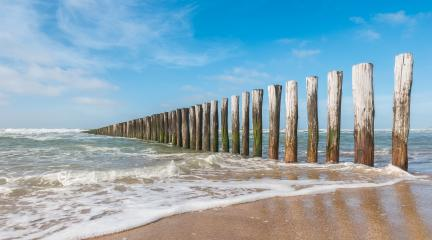 beach landscape in the Netherlands- Stock Photo or Stock Video of rcfotostock | RC-Photo-Stock