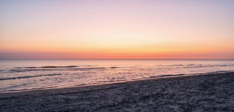 beach view - amazing sunset on the beach- Stock Photo or Stock Video of rcfotostock | RC-Photo-Stock