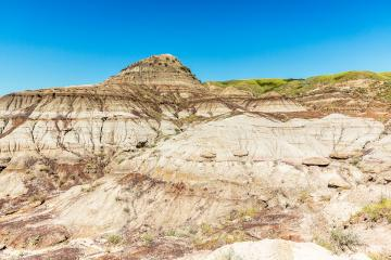 beautiful Badlands mountain in Drumheller canada- Stock Photo or Stock Video of rcfotostock | RC-Photo-Stock