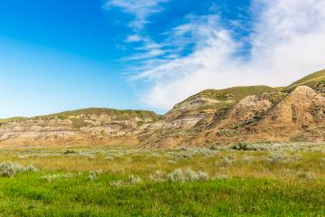 beautiful Badlands mountains in Drumheller canada : Stock Photo or Stock Video Download rcfotostock photos, images and assets rcfotostock | RC-Photo-Stock.: