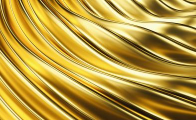 Beautiful, luxurious, luxury golden background. 3d illustration, 3d rendering- Stock Photo or Stock Video of rcfotostock | RC-Photo-Stock