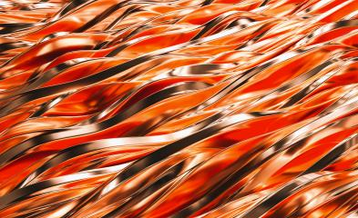 Beautiful, luxurious, luxury slices copper background. 3d illustration, 3d rendering- Stock Photo or Stock Video of rcfotostock | RC-Photo-Stock