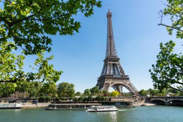Beautiful view of the Eiffel tower, Paris. France- Stock Photo or Stock Video of rcfotostock | RC-Photo-Stock