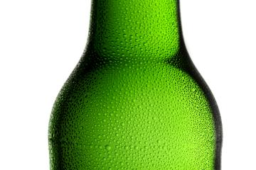 Beer bottle with waterdrops of dew alcohol drink- Stock Photo or Stock Video of rcfotostock | RC-Photo-Stock