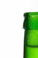 Beer bottleneck with drops of condensation dew party- Stock Photo or Stock Video of rcfotostock | RC-Photo-Stock
