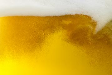 Beer foam wave with bubbles on golden Background : Stock Photo or Stock Video Download rcfotostock photos, images and assets rcfotostock | RC-Photo-Stock.: