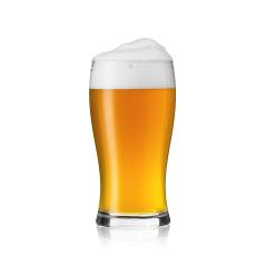 Beer glass with beer foam crown golden party alcohol brewery cutout on white background : Stock Photo or Stock Video Download rcfotostock photos, images and assets rcfotostock | RC-Photo-Stock.: