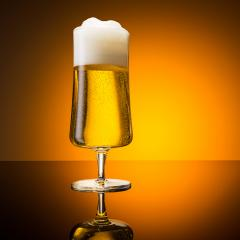 beer tulip with froth crown- Stock Photo or Stock Video of rcfotostock | RC-Photo-Stock
