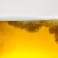 Beer wave with foam and bubbles- Stock Photo or Stock Video of rcfotostock | RC-Photo-Stock