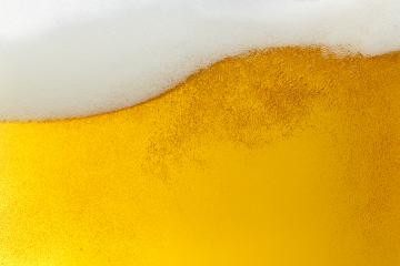 Beer wave with foam and bubbles on golden Yellow Background : Stock Photo or Stock Video Download rcfotostock photos, images and assets rcfotostock | RC-Photo-Stock.: