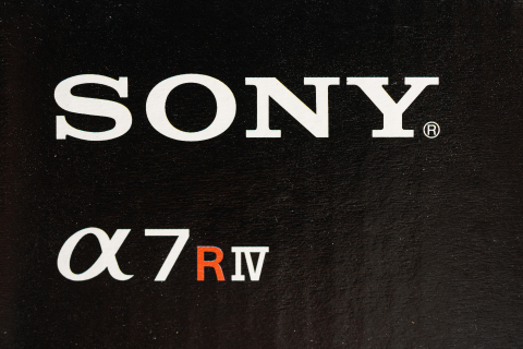 BERLIN, GERMANY DECEMBER 2019: Close-Up of the New Sony Alpha 7R IV and Sony logo on the packaging.- Stock Photo or Stock Video of rcfotostock | RC-Photo-Stock