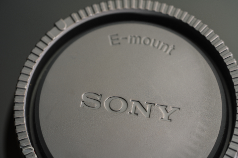 BERLIN, GERMANY DECEMBER 2019: Sony logo on a lens cap. Sony is a Japanese multinational company that manufactures electronic products. Its headquarters are in Tokyo, Japan.- Stock Photo or Stock Video of rcfotostock | RC-Photo-Stock