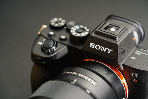 BERLIN, GERMANY DECEMBER 2019: the New Sony Alpha 7R IV Mirrorless Digital Camera with full-frame 60-megapixel CMOS sensor : Stock Photo or Stock Video Download rcfotostock photos, images and assets rcfotostock | RC-Photo-Stock.: