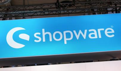 BERLIN, GERMANY JULY 2019:  Shopware logo. Shopware is a trendsetting ecommerce platform for online business.- Stock Photo or Stock Video of rcfotostock | RC-Photo-Stock