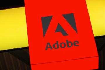 BERLIN, GERMANY JULY 2019: Adobe Logo. Adobe is a multinational software company that produces and sells multimedia and creativity software.- Stock Photo or Stock Video of rcfotostock | RC-Photo-Stock