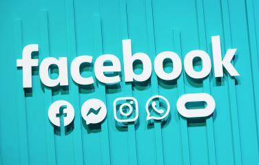 BERLIN, GERMANY JULY 2019: Facebook logo with social media icon. Facebook is a popular social media service founded in 2004 by mark zuckerberg- Stock Photo or Stock Video of rcfotostock | RC-Photo-Stock