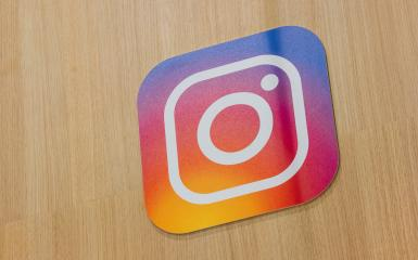 BERLIN, GERMANY JULY 2019: instagram application logo. Instagram is a popular social media application for sharing images and videos- Stock Photo or Stock Video of rcfotostock | RC-Photo-Stock