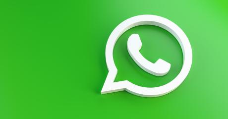 BERLIN, GERMANY JUNE 2021: WhatsApp logo for web sites, mobile applications, banners, printed on green plastic background. WhatsApp is an instant messaging app for smartphones. : Stock Photo or Stock Video Download rcfotostock photos, images and assets rcfotostock | RC-Photo-Stock.:
