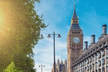 Big Ben and at summer in London, UK- Stock Photo or Stock Video of rcfotostock | RC-Photo-Stock