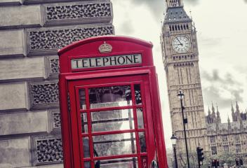 Big ben and red telephone box in London, uk- Stock Photo or Stock Video of rcfotostock | RC-Photo-Stock