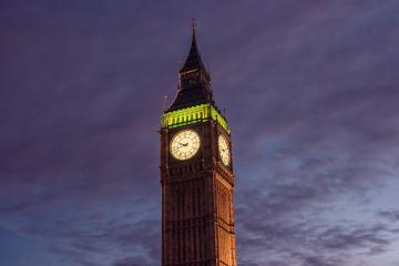 Big Ben at sunset in London, United Kingdom- Stock Photo or Stock Video of rcfotostock | RC-Photo-Stock