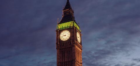 Big Ben at twilight in London, UK- Stock Photo or Stock Video of rcfotostock | RC-Photo-Stock
