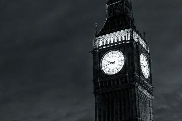 Big Ben Clock Tower at night England United Kingdom- Stock Photo or Stock Video of rcfotostock | RC-Photo-Stock