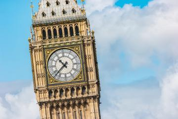 Big Ben, Houses of Parliament, Westminster Palace - London gothic architecture - Stock Photo or Stock Video of rcfotostock | RC-Photo-Stock