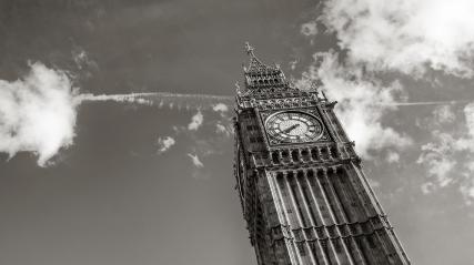 Big Ben in black and white colors, london, uk- Stock Photo or Stock Video of rcfotostock | RC-Photo-Stock