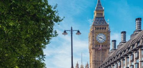 Big Ben summer view in London, UK- Stock Photo or Stock Video of rcfotostock | RC-Photo-Stock