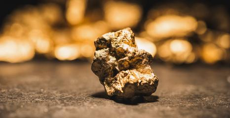 big gold nugget - Stock Photo or Stock Video of rcfotostock | RC-Photo-Stock