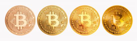 bitcoin - bit coin BTC the new crypto currency : Stock Photo or Stock Video Download rcfotostock photos, images and assets rcfotostock | RC-Photo-Stock.: