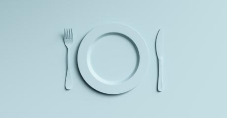 Blank blue plate mockup with fork and knife, top view. Clear ceramic dishware with set cutlery design. Empty blue table ware for lunch or dinner in cafe. copyspace for your individual text. : Stock Photo or Stock Video Download rcfotostock photos, images and assets rcfotostock | RC-Photo-Stock.: