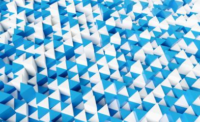 blue and white triangular abstract background, Grunge surface - 3d rendering - Stock Photo or Stock Video of rcfotostock | RC-Photo-Stock
