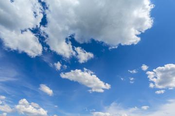 Blue sky background with clouds- Stock Photo or Stock Video of rcfotostock | RC-Photo-Stock