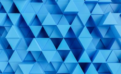 blue triangular abstract background, Grunge surface - 3d rendering - Stock Photo or Stock Video of rcfotostock | RC-Photo-Stock