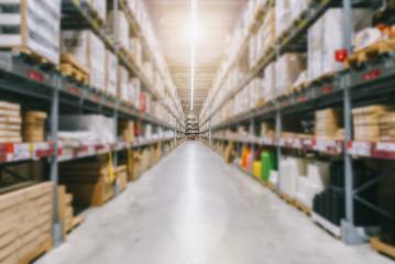 Blur Warehouse inventory product stock for logistic background : Stock Photo or Stock Video Download rcfotostock photos, images and assets rcfotostock | RC-Photo-Stock.: