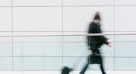 blurred anonymous commuter walking in a floor- Stock Photo or Stock Video of rcfotostock | RC-Photo-Stock