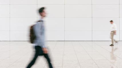 blurred anonymous people in a modern floor- Stock Photo or Stock Video of rcfotostock | RC-Photo-Stock