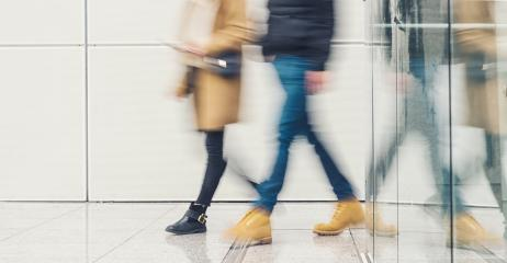 blurred anonymous people walking- Stock Photo or Stock Video of rcfotostock | RC-Photo-Stock